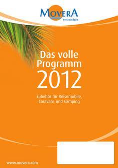 Movera Zubehörkatalog 2012 (deutsche Version) - 13. Januar 2012