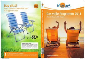Movera Zubehörkatalog 2014 (deutsche Version)