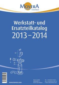 Werkstatt- und Ersatzteilkatalog 2013 - 2014