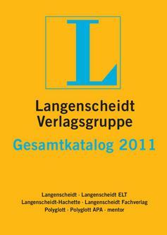 Gesamtkatalog 2011