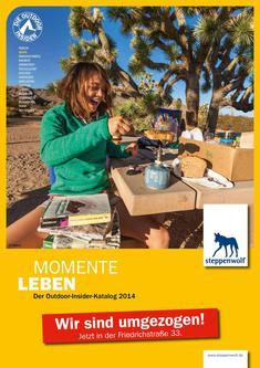 Outdoor-Insider-Katalog 2014