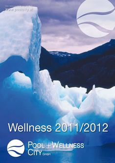 Katalog: Pool + Wellness City Wellness-Katalog 2012