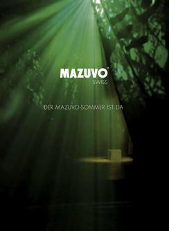 Mazuvo Gartenmöbel 2014