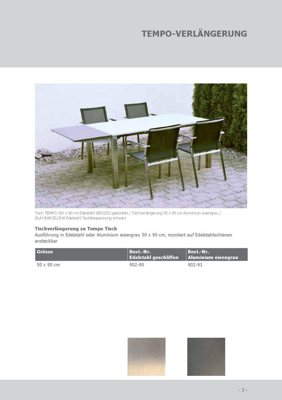 SIT Granit Gartenmöbel 2012 von BOWI Garten & Freizeit