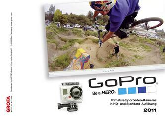 GoPro Video-Systeme 2010