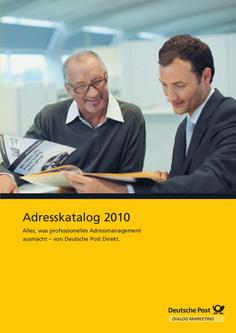 Addresskatalog 2010