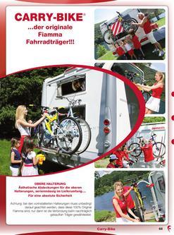 Carry-Bike Fahrradträger 2012
