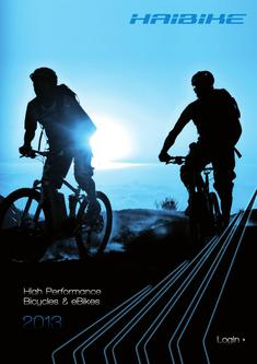 High Performance Bicycles & eBikes 2013