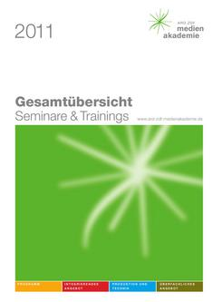 Seminare und Trainings 2011
