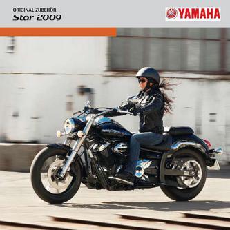 Original Yamaha Star Zubehör 2009