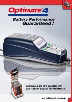 Batterien + Zuordnung - Glühlampen 2010/2011