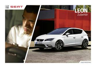seat 18 in seat new leon zubeh r 2012 von seat deutschland. Black Bedroom Furniture Sets. Home Design Ideas