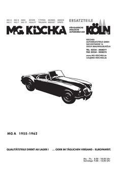 Auto-Ersatz- & Reperaturteile Kataloge