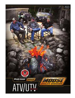 Moose Utility 2013