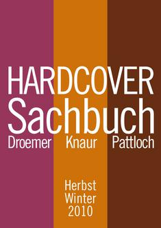 Hardcover Sachbuch Herbst 2010