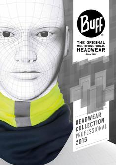 BUFF® PRO Professional Headwear Collection 2015