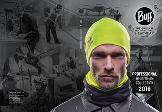 BUFF® PRO Professional Headwear Collection 2016