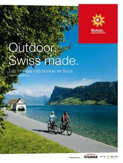 Outdoor. Swiss made 2014 (Spanisch)