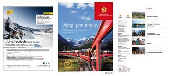 Viaggi panoramici Opusculo Mood 2014 (Italienisch)
