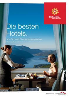 Die besten Hotels (Schweiz)