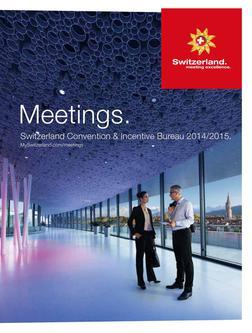 Die Schweiz Meetings (SCIB) 14/15