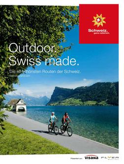 Outdoor Swiss made (Schweiz) 2014