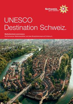 UNESCO Destination Schweiz 2014