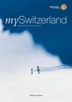 Das Schweizer Ferienmagazin Winter 2013/2014