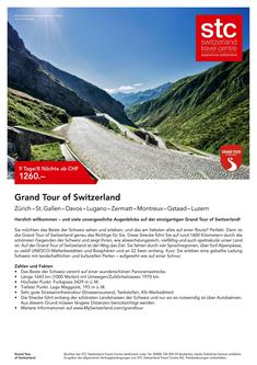 Grand Tour of Switzerland 2015
