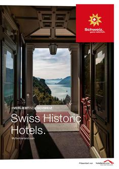 Swiss Historic Hotels (Deutschland) 2016