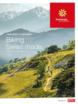 Biking. Swiss made 2016