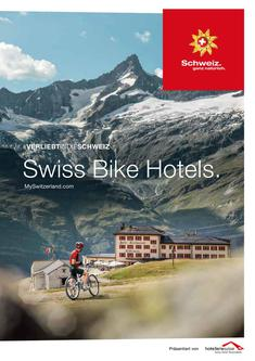 Swiss Bike Hotels 2016