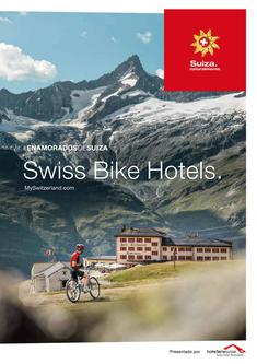 Swiss Bike Hotels 2016 (Spanisch)