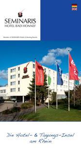 Hausprospekt Seminaris Hotel Bad Honnef 08/11