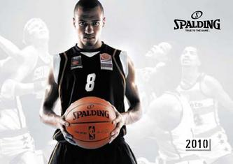 Spalding Basketball 2010