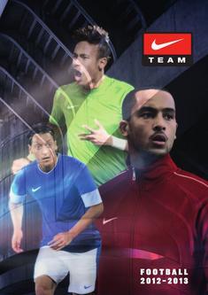 Nike Fussball 2012/2013