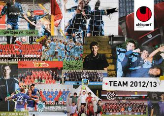 Uhlsport Fussball Team 2012/2013