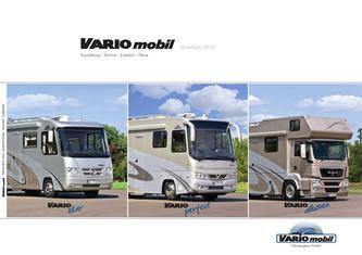 VARIOmobil Preisliste 2012