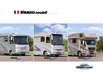 VARIOmobil Tarifs 2014 (Französisch)