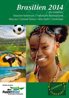 Brasilien mit oder ohne Fussball 2014