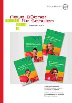 Neue Bücher für Schulen - Primarstufe - Probeexemplar/Auszug