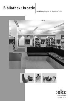 Preisliste Bibliothek: kreativ 2011-09