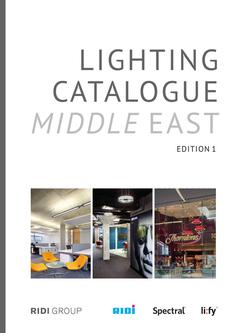 Lighting Middle East 2018