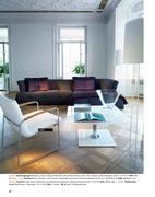 m bel pfister sofa in collection 2010 von m bel pfister ag. Black Bedroom Furniture Sets. Home Design Ideas