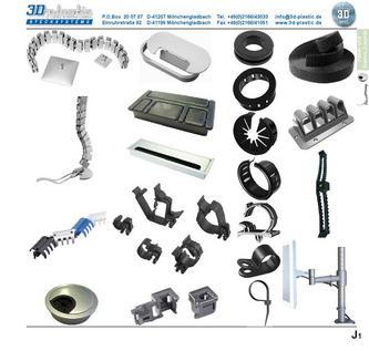 Kabelmanagement und Elektrozubehör