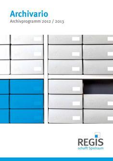 Archivario Archivprogramm 2012/2013