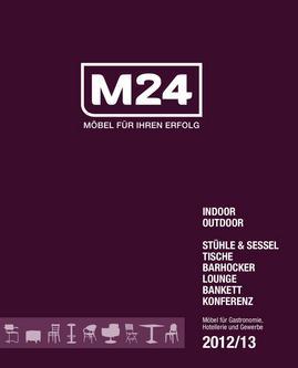 Möbel für Gastronomie, Hotellerie und Gewerbe 2012/2013