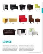 lounge m bel in m bel f r gastronomie hotellerie und gewerbe 2012 2013 von m24. Black Bedroom Furniture Sets. Home Design Ideas