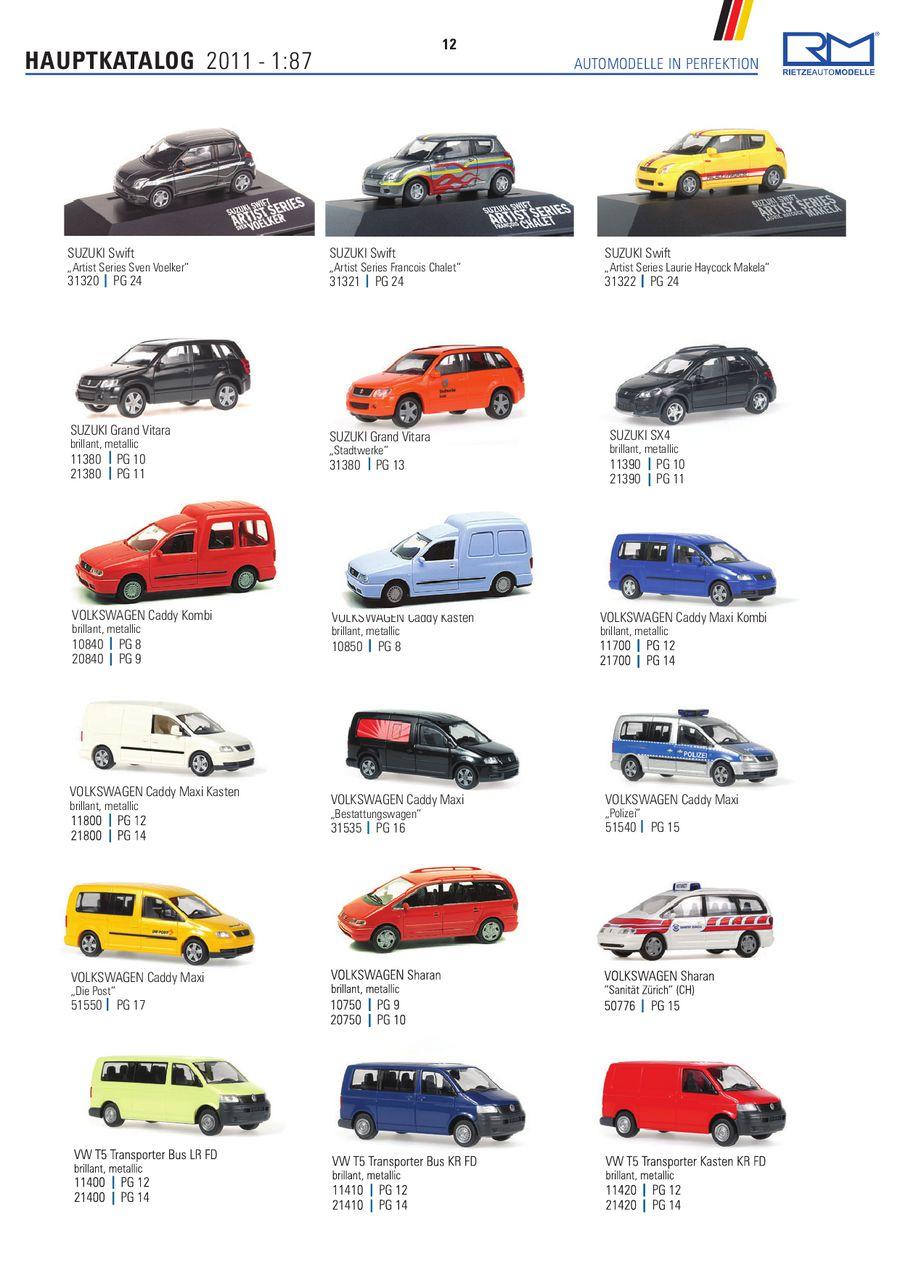 Seite 15 Von Automodelle In Perfektion 2011