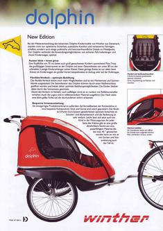Winther Flyer Dolphin New Edition